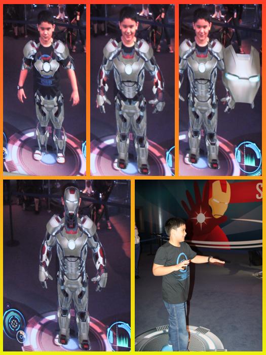 Armor on 2