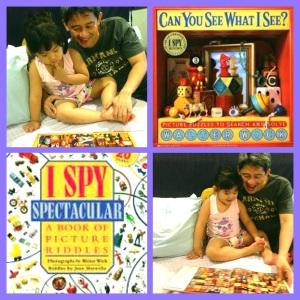 ISPY books
