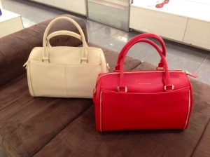 Charles and Keith boston bags