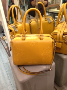 Parfois yellow bag